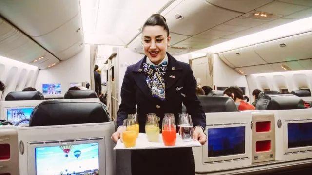 土耳其航空服务员