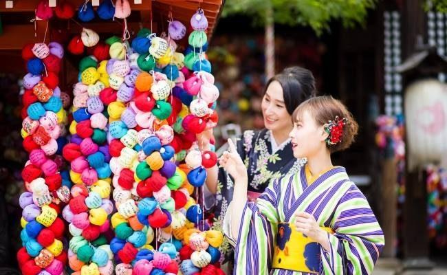 日本旅游和服租赁
